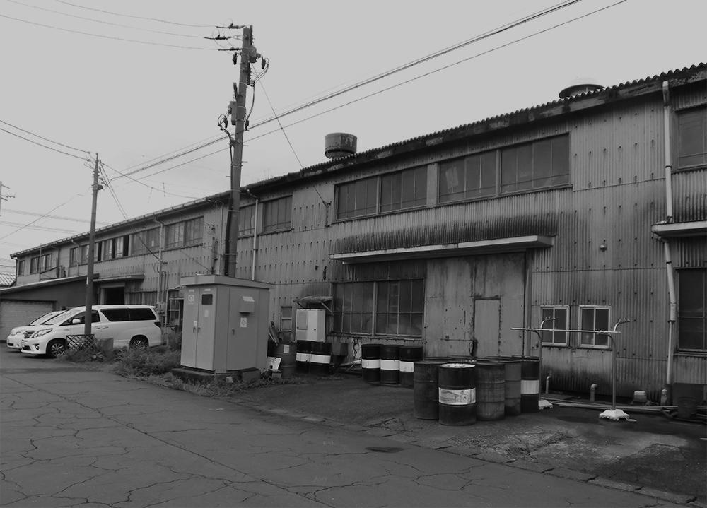 吉金刃物製作所 工場