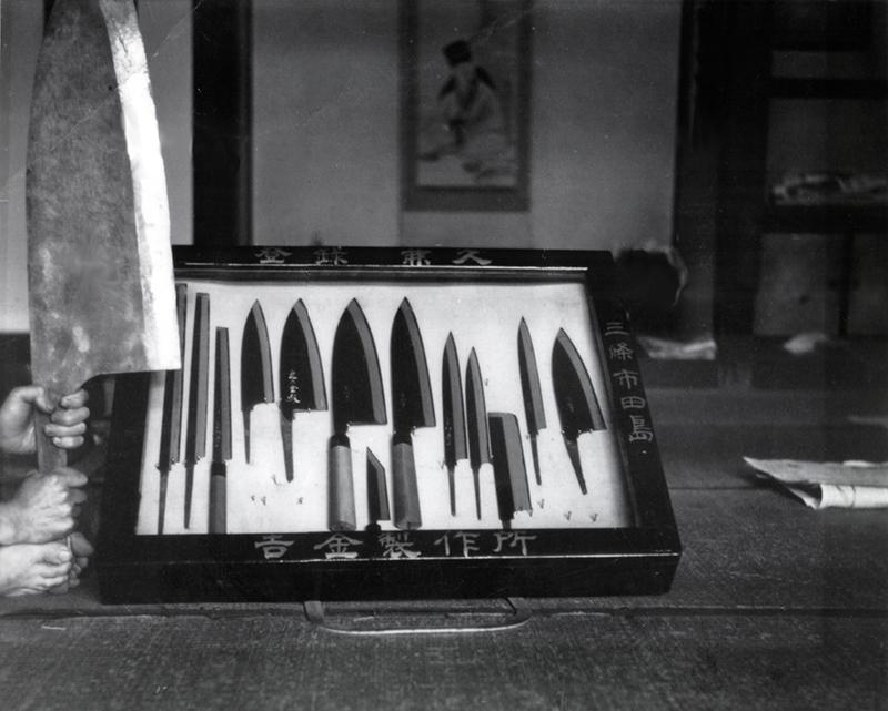 吉金刃物製作所 歴史